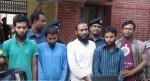 4 JMB men held with arms in  Bagerhat