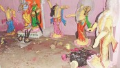 UP chairman held over temple attacks in Thakurgaon