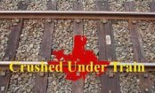 Unidentified woman crushed under train in Gazipur