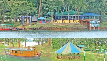 Lake View Island' in Kaptai opens new door to tourists | 2016-11-05