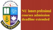 Submission date of application for NU admission extended