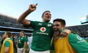 Rugby: Ireland beat NZ for first time