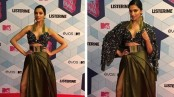 Deepika Padukone turns red carpet green at MTV EMAs (see 5 pics)