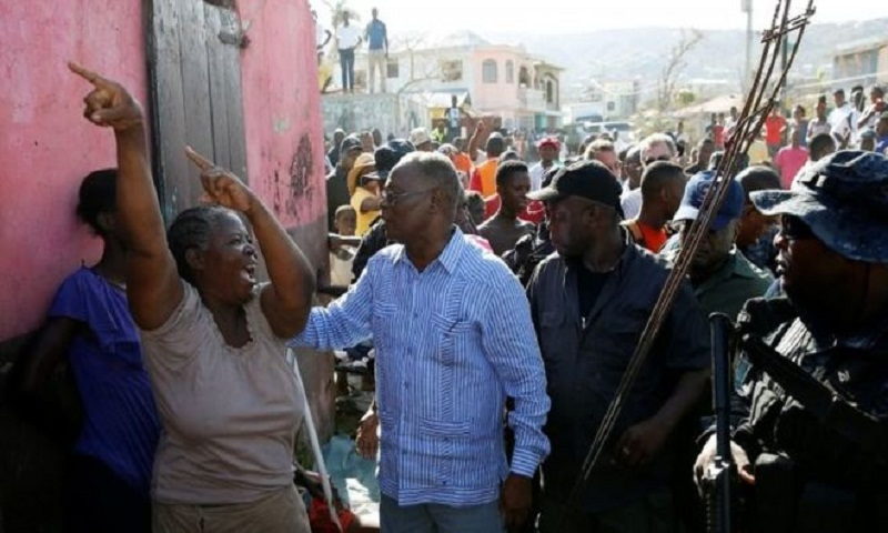 crisis in haiti W hen the earthquake struck haiti in january 2010, the red cross was facing a crisis of its own mcgovern had become chief executive just 18 months earlier, inheriting a deficit and an.