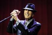 Canadian singer Leonard Cohen dies aged 82