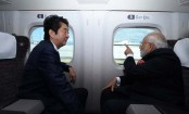 Modi, Shinzo Abe Take Ride In Shinkansen Bullet Train To 'Fast-Track' Indo-Japan Relations
