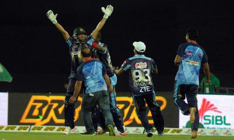 Image result for Dhaka Dynamites vs Rangpur Riders