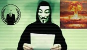 Watch: Anonymous sends message to Trump