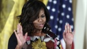 Michelle Obama 'ape in heels' post causes outrage