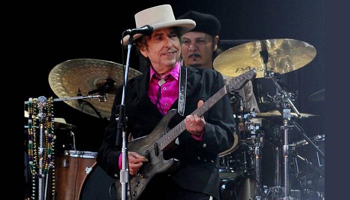 Bob Dylan won't attend Nobel Prize awards ceremony