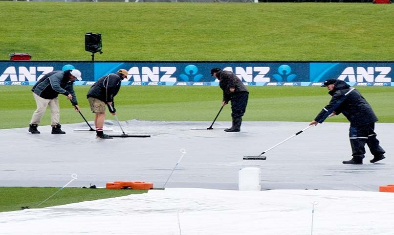 New Zealand vs Pakistan: Rain Washes Out First Day's Play