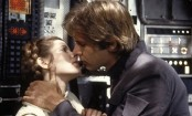 Carrie Fisher rveals secret affair with Harrison Ford on Star Wars sets