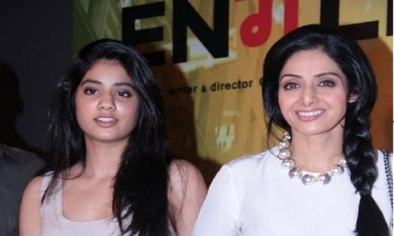 Sridevi's Daughter Jhanvi Kapoor Is Prepping For Bollywood Debut