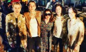 Farah Khan directs music video for 'The Vamps'