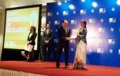 Bangabandhu Satellite Project  wins ITU Telecom World Award 2016