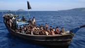 Bangladesh Coast Guard push back 125 Rohingyas to Myanmar