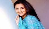 Vidya Balan calls husband Siddharth 'Zampano'