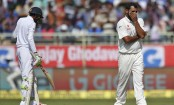Indian spinners hurt England's chase in 2nd Test