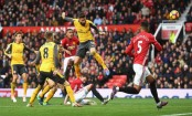 Manchester United suffer late draw to Arsenal