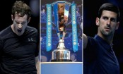 Murray to face Djokovic for top spot