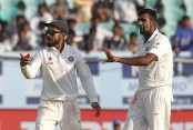 We are happy at getting two late wickets: Cheteshwar Pujara