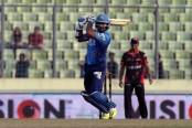 Dhaka Dynamites set Rajshahi Kings target of 183