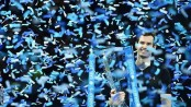Andy Murray beats Novak Djokovic to seal world number one spot