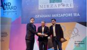 Ispahani Mirzapore wins best brand award