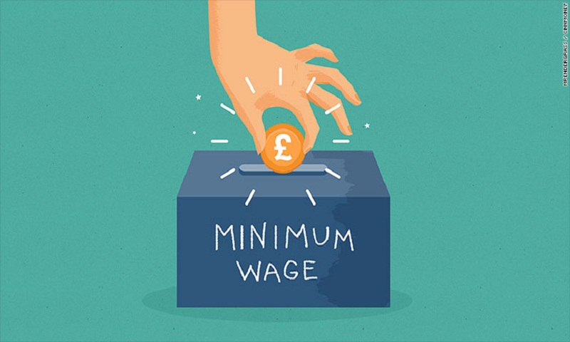 staying off the road to minimum wage They say purchasing power of minimum wage of $725 an hour raising minimum wage would take up to 36 million people off food from this low-road.