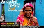'Bangladesh gains remarkable MDG achievement'
