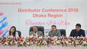 Distributors conference of Bashundhara paper held