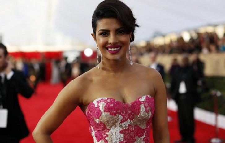 Made my way on my own with no help: Priyanka