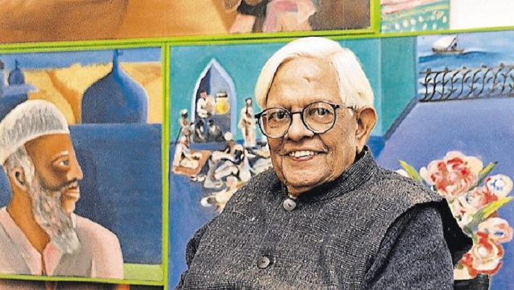 Bhupen Khakhar masterpiece tops sale in London auction