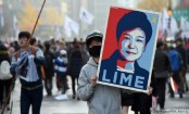 South Korean President Park's approval rating sinks to new low