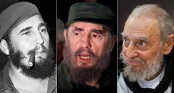 World leaders mourn Castro's death