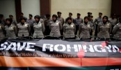 Myanmar's Rohingya crisis stirs regional protests