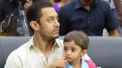 Aamir Khan started smoking & his kid hates it