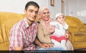 Syrian baby named 'Angela Merkel' refused asylum in Germany
