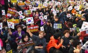 South Korea Police Deployed Ahead Of Anti-Park Rallies