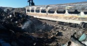 Iran arrests 3 railway officials over deadly train crash