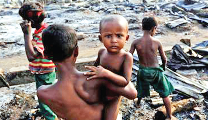 Rohingya Crisis and Humanity