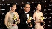 Chinese films shine at Golden Horse film awards