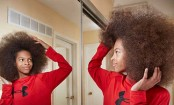 13-Year-Old Boy With World's Largest Afro Sets Guinness Record