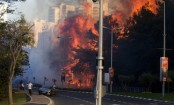 Israeli PM Thanks Palestinian President For Help In Fighting Fires