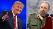Donald Trump calls Fidel Castro 'brutal dictator'