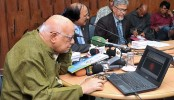 Muhith files tax return online, pays over Tk 2.12 lakh tax
