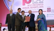 IDLC awarded first position for Integrated Reporting