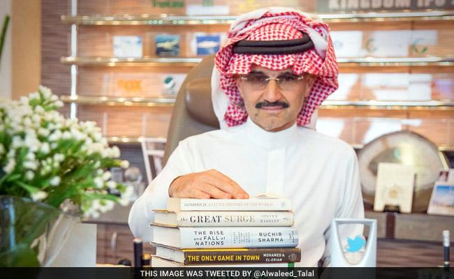 Saudi Prince Alwaleed Bin Talal says women must drive