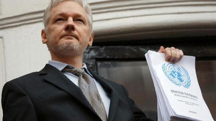 UN panel: WikiLeaks' Assange a victim of arbitrary detention