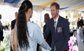 When Prince Harry met Rihanna
